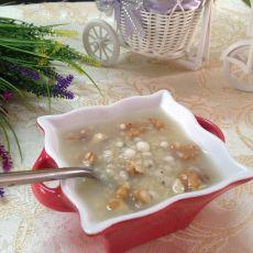 薏米核桃粥