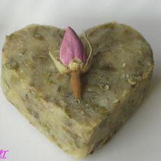 蜂蜜绿豆糕