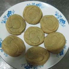 纯手工绿豆糕