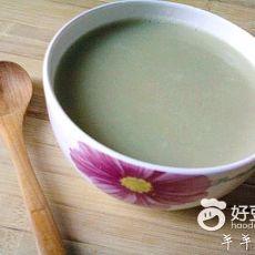 红薯绿豆豆浆的做法