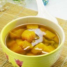 【原创首发】南瓜绿豆粥