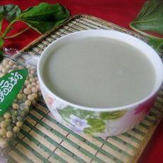 绿豆糯米浆