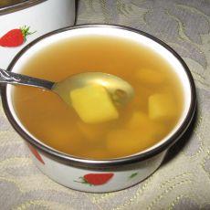 红薯绿豆汤的做法