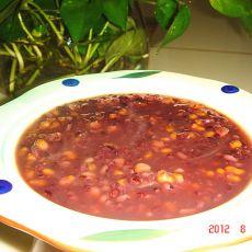 黑白米绿豆稀饭