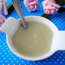 绿豆米糊的做法