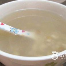 电压力锅绿豆薏米汤