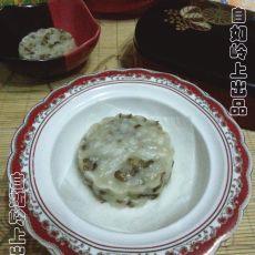 山药糯米绿豆糕