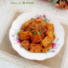 椒盐脆豆腐的做法