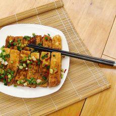 香煎豆腐干