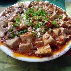 鲜香烧豆腐