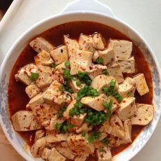 微辣版麻婆豆腐的做法