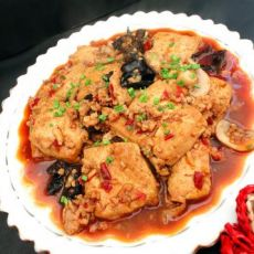 鱼香豆腐的做法
