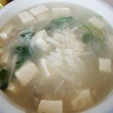 豆腐萝卜汤