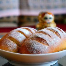 奶香法式软面包