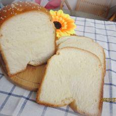 中种甜吐司――面包机也有春天