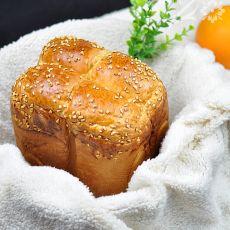 中种蜜豆土司