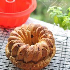 红糖大枣面包的做法
