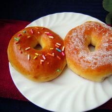 非油炸版甜甜圈