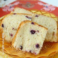 紫薯颗粒吐司面包
