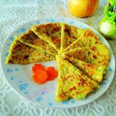 水果萝卜丝饼