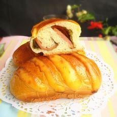 海苔芝士面包