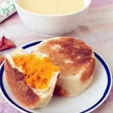 牛奶南瓜馅饼的做法