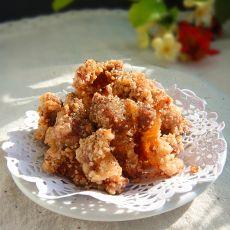 黑椒桂花肉的做法