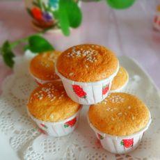 蜂蜜无水小蛋糕