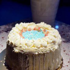 清雅奶油蛋糕