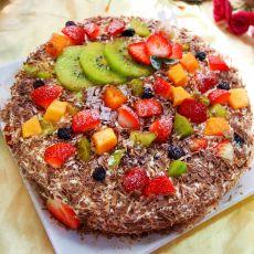 水果黑森林蛋糕