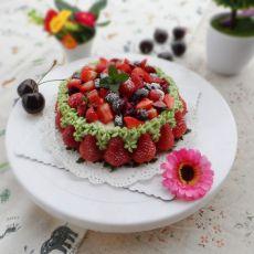 水果芝士蛋糕