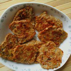 香煎猪肉饼