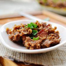 棕香粉蒸肉