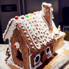 巧克力圣诞小洋楼
