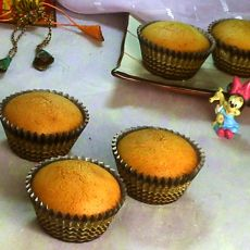 香草蜂蜜蛋糕