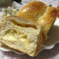 芝士土司面包的做法