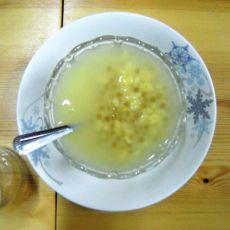 西米玉米片糊——香甜可口的做法
