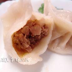 红萝卜牛肉饺