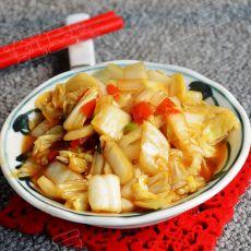 剁椒酸白菜