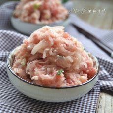 白萝卜猪肉饺子馅