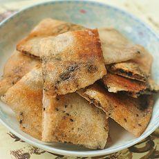 芝麻核桃汤圆煎饼