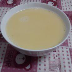 枸杞玉米豆浆的做法