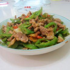 豉香辣椒炒肉