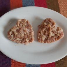 爱心午餐肉的做法