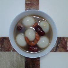 红枣枸杞汤丸