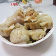 荸荠猪肉饺子