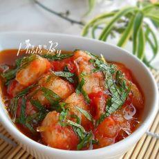 茄味薄荷蜜汁粽
