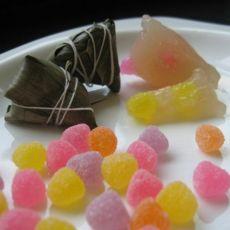 软糖水晶粽