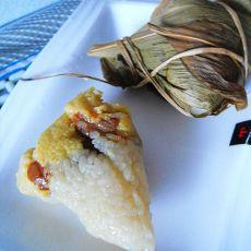 蜜枣黏米粽子的做法