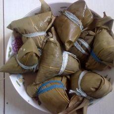 阿胶枣粽子的做法